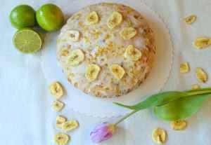 Bananen-Limettenkuchen-1